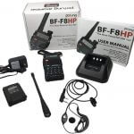 BaoFeng BF-F8HP Review - Specs, Features & Manual