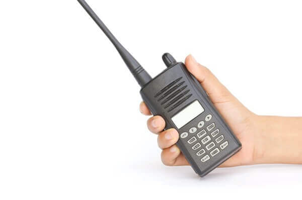 Radio Communication Procedure for Security - Security Solutions Media