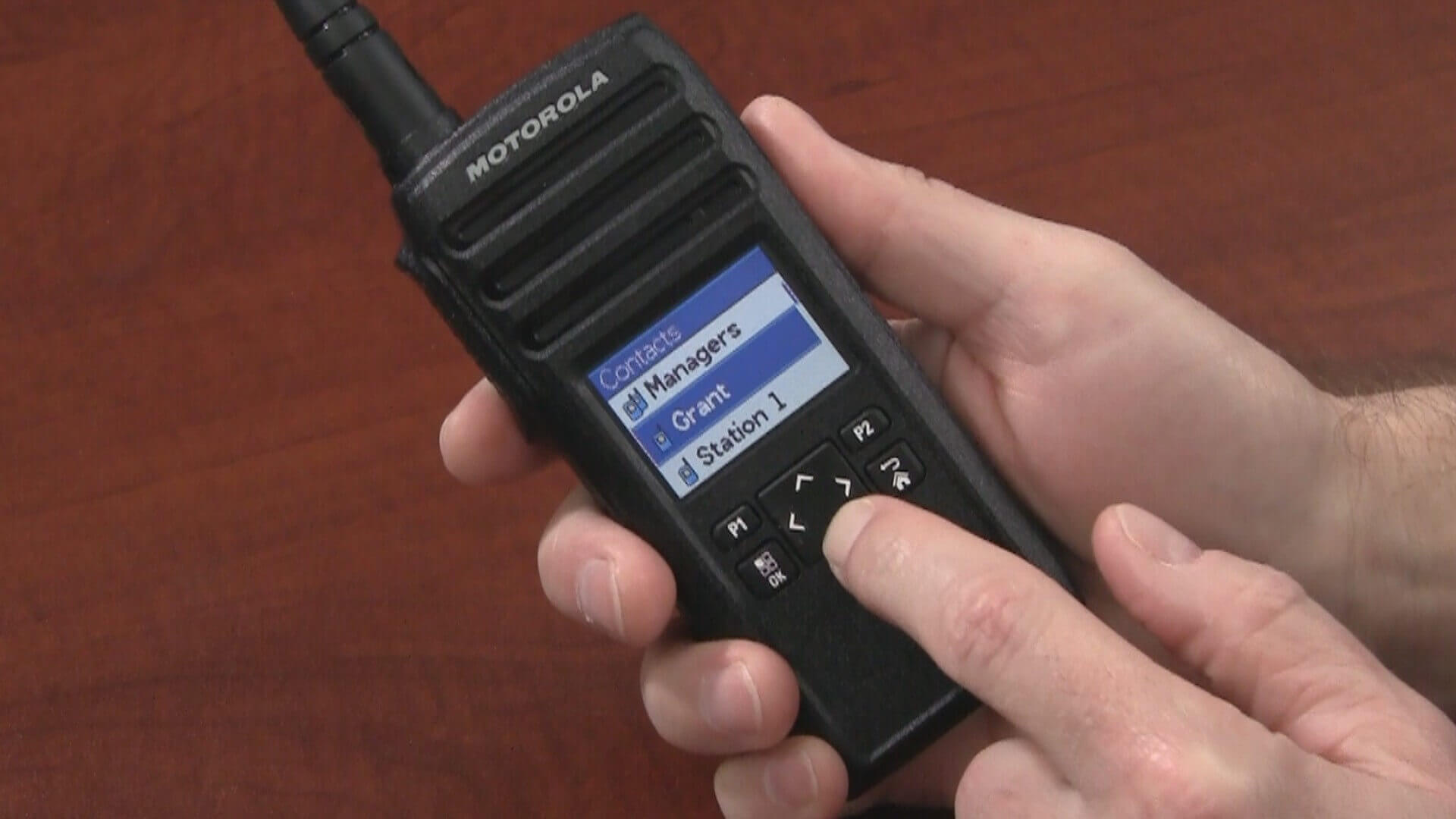 How to Program the Motorola DTR600 and DTR700 digital radios